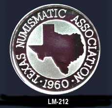 Texas Numismatic Assn