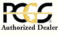 Authorized PCGS Dealer